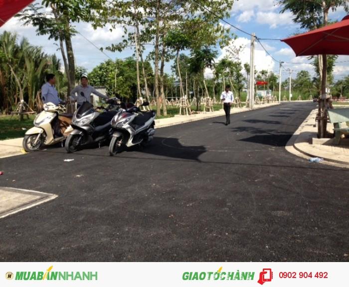 Bán đất 565 TRIỆU/70m2.Thổ cư, sổ hồng riêng.Ngay Nguyễn Duy Trinh, chợ Long Trường- Long Thuận, Q9
