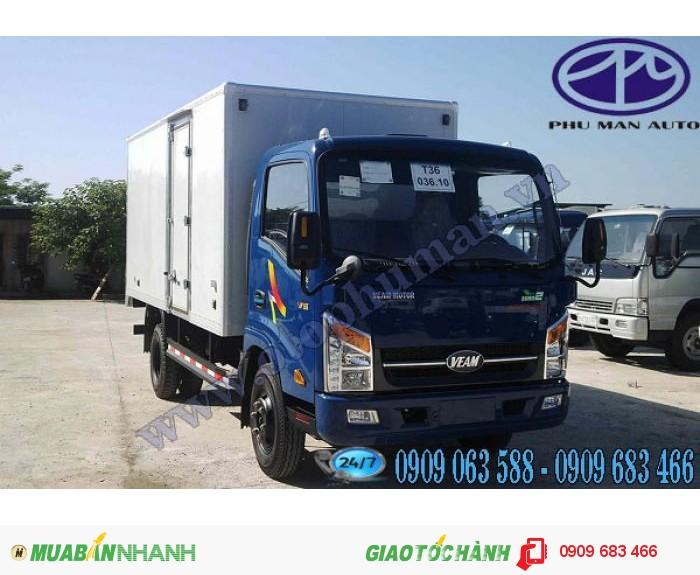 Veam VT sản xuất năm 2015 Số tay (số sàn) Xe tải động cơ Dầu diesel