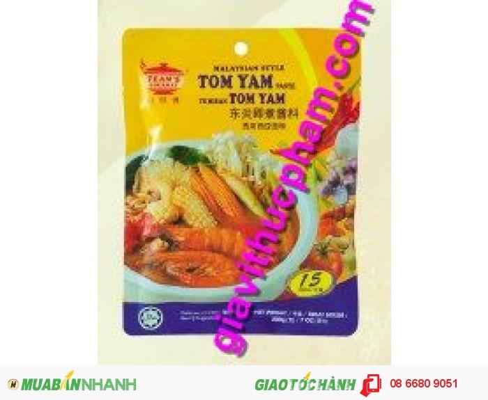 Gia vị nấu Tom Yum0