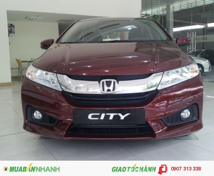 Honda Cộng Hòa Honda City 1.5CVT 2016