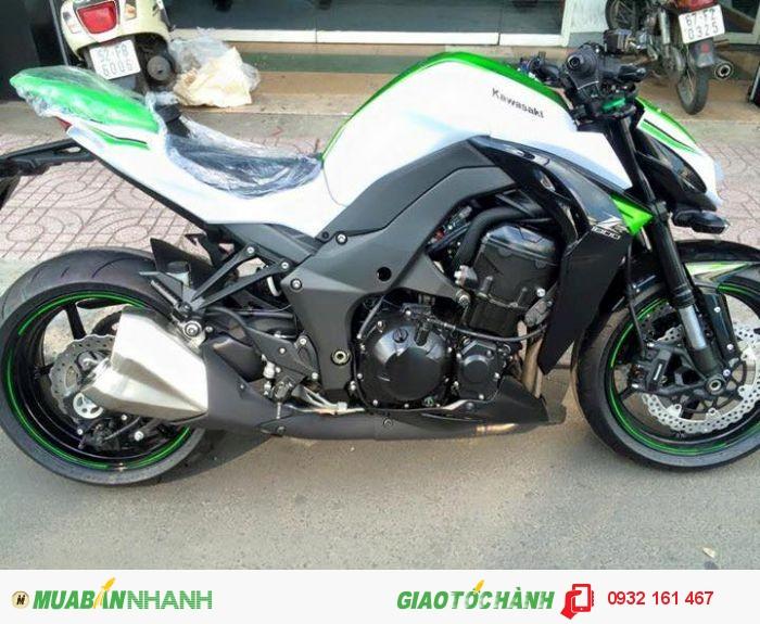 z1000 2016 ABS châu âu full options,HQCN,giá tốt và bao tên