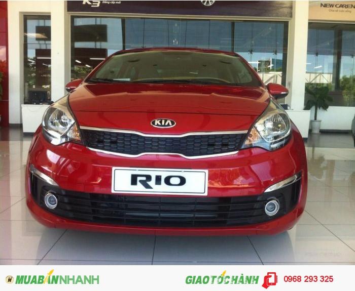 Xe Kia Rio giá rẻ 0
