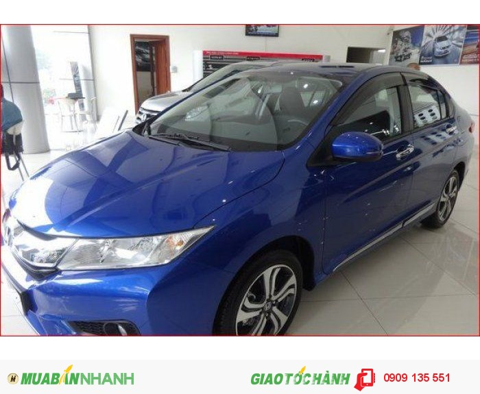 Honda City CVT 1.5L AT 2015