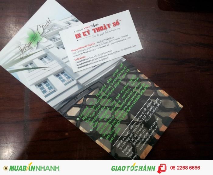 In offset là giải phấp tối ưu nhất cho bạn và doanh nghiệp đặt in tờ rơi số l...