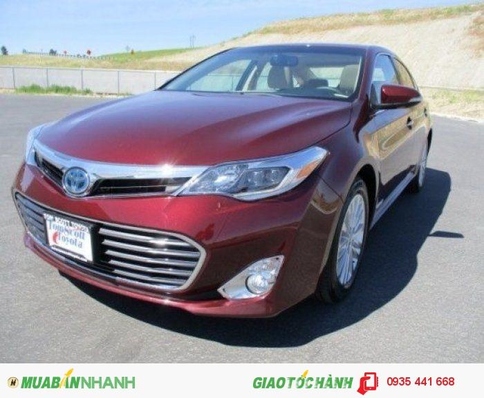 Bán xe Toyota Avalon Mới 100% Nhập Mỹ Màu Đỏ Đun giao xe ngay