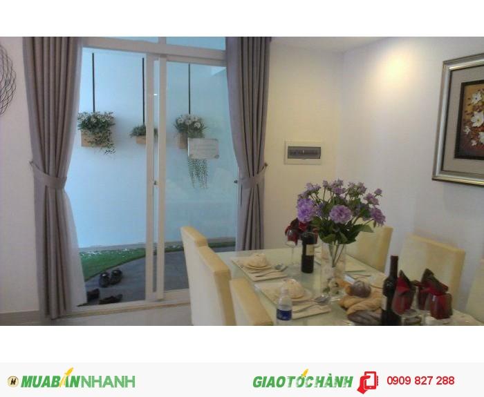 Căn hộ mặt tiền đường Nguyễn Văn Linh giá chí 12,8tr/m2, 100% căn góc