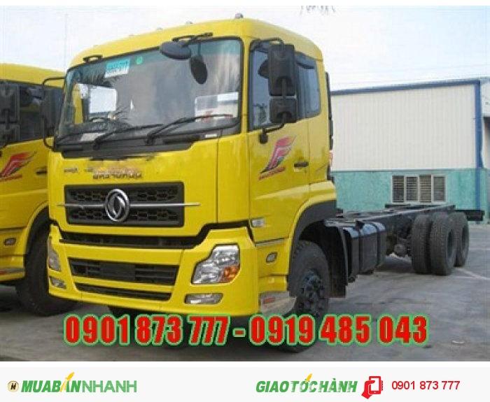 Xe Dongfeng Hoàng Huy 8.45 tấn 8.75 tấn 9.15 tấn 9.6 tấn máy Cummins nhập khẩu, Dongfeng B170 B190 3