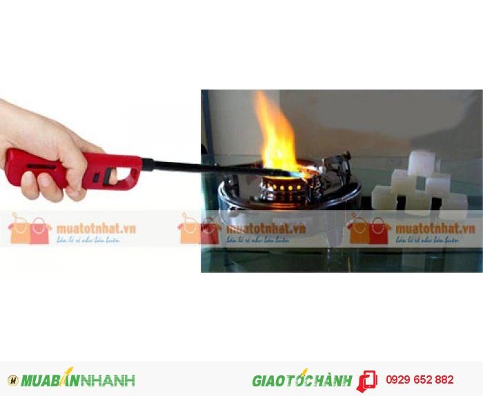 Súng mồi lửa cho bếp gas, bếp cồn2