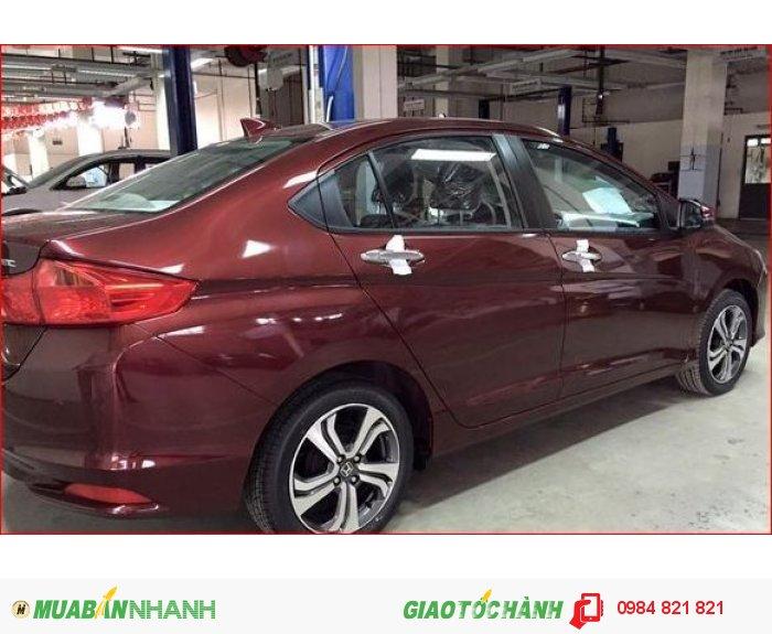 Honda City 1.5 CVT 2016 , Giá tốt , giao xe ngay