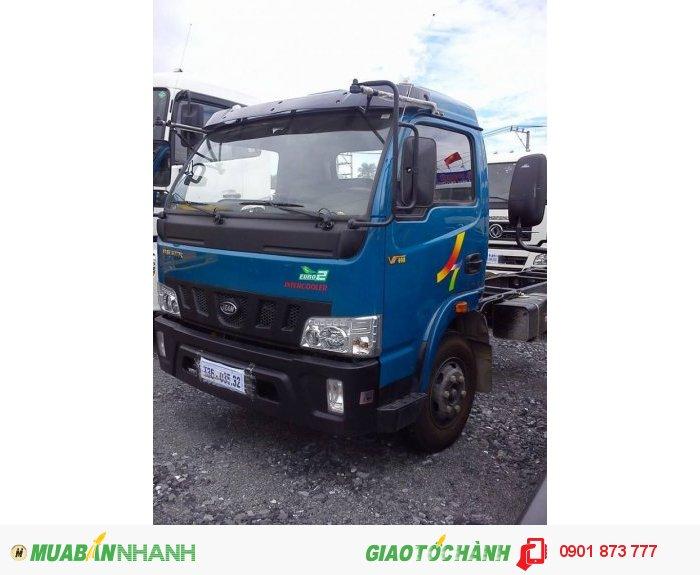 Xe tải Veam VT490 4.9 tấn 5 tấn 0