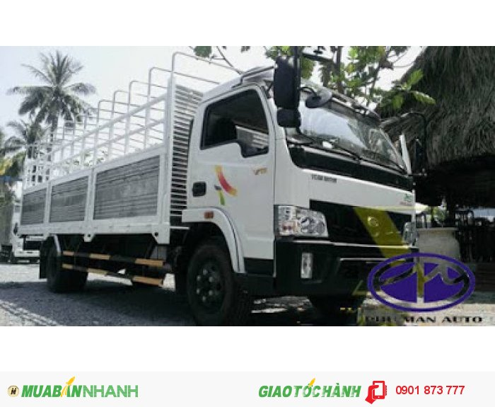 Xe tải Veam VT490 4.9 tấn 5 tấn 2