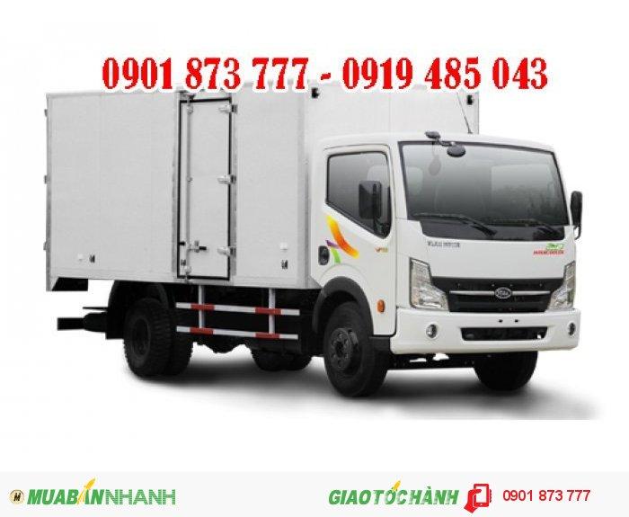 Xe tải Veam VT490 4.9 tấn 5 tấn 3