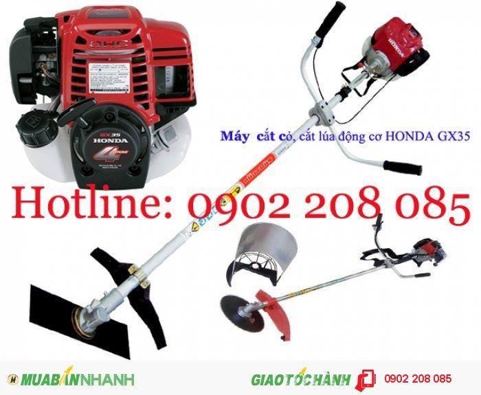Bán máy cắt cỏ cầm tay honda GX351