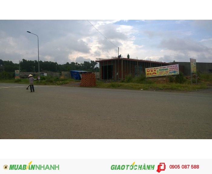 Cần bán đất gần bò sữa Long Thành, đất sổ đỏ, thổ cư, đường rộng 40m
