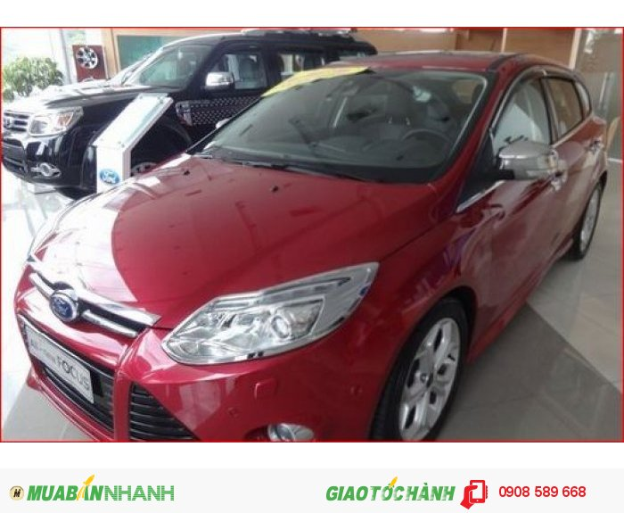 Ford Focus 1.6 AT 2015