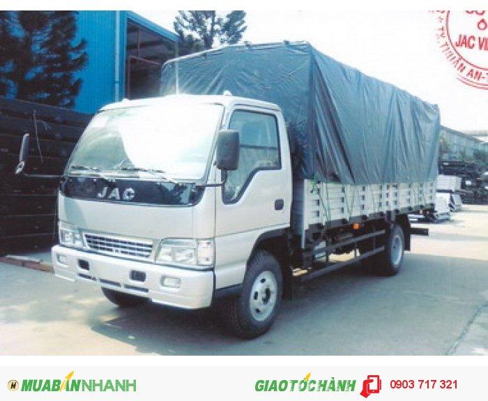Xe tải Jac 4,9 tấn giá rẻ