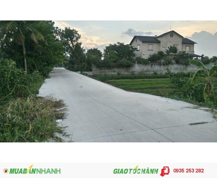 Bán Đất Khu Biệt Thự Ven Sông Sài Gòn Quận 12.