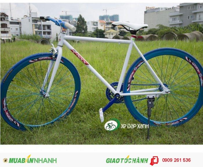 Bán xe đạp Fixed Gear, xe đạp không phanh giá rẻ