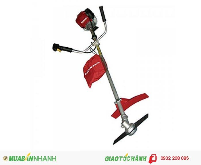 Máy cắt cỏ cắt lúa cầm tay honda gx350