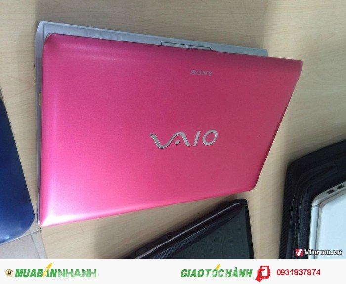Laptop Sony vaio VPC YB, 11.6in, màu hồng0