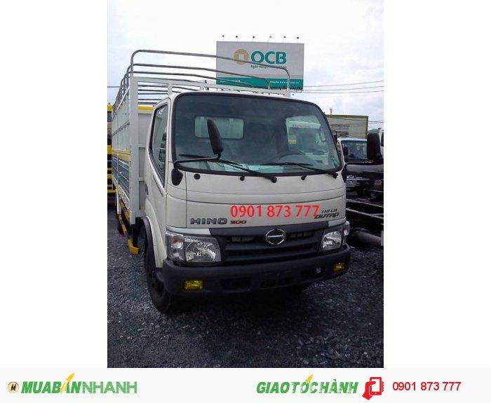Giá bán xe tải Hino 1T9 3T5 4T5 5T2 6T4 9T4 16T4, Đại lý xe tải Hino 1.9 tấn 4.5 tấn 5.2 tấn 6.4 tấn