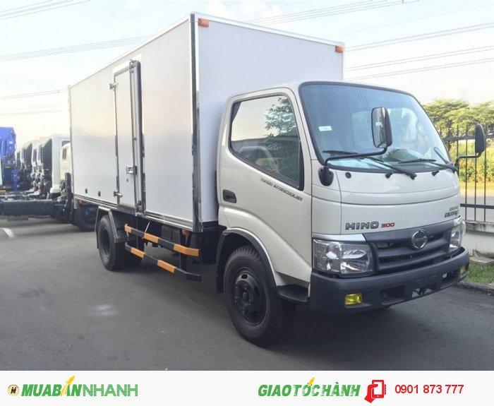 Giá bán xe tải Hino 1T9 3T5 4T5 5T2 6T4 9T4 16T4, Đại lý xe tải Hino 1.9 tấn 4.5 tấn 5.2 tấn 6.4 tấn 2