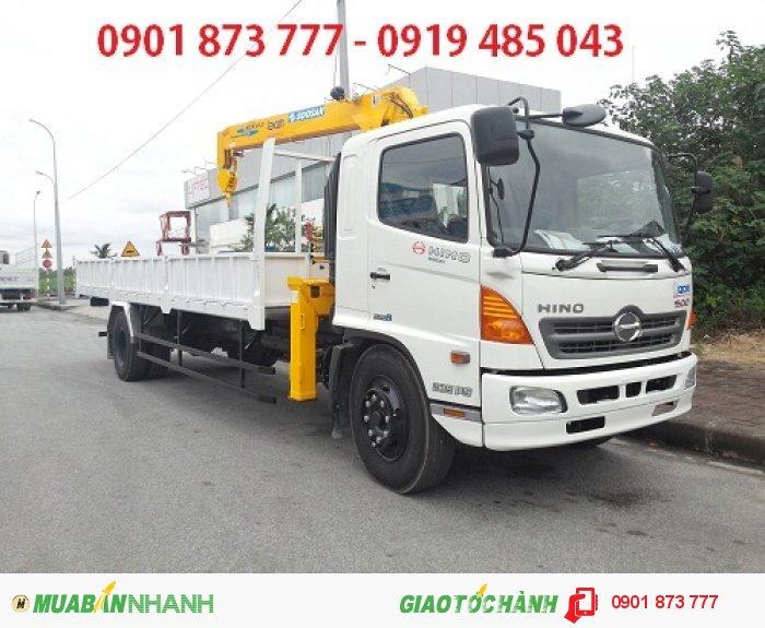 Giá bán xe tải Hino 1T9 3T5 4T5 5T2 6T4 9T4 16T4, Đại lý xe tải Hino 1.9 tấn 4.5 tấn 5.2 tấn 6.4 tấn 4