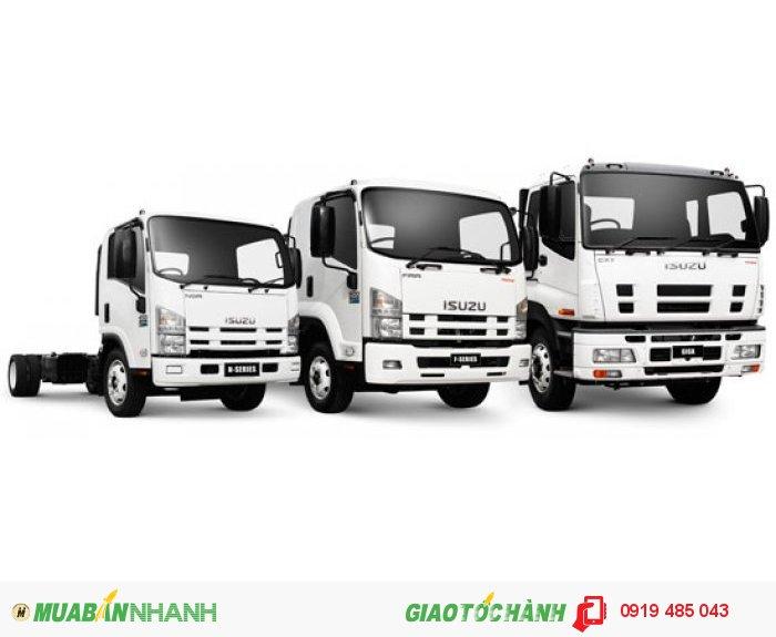 Xe tải  Isuzu nhập khẩu chính hãng