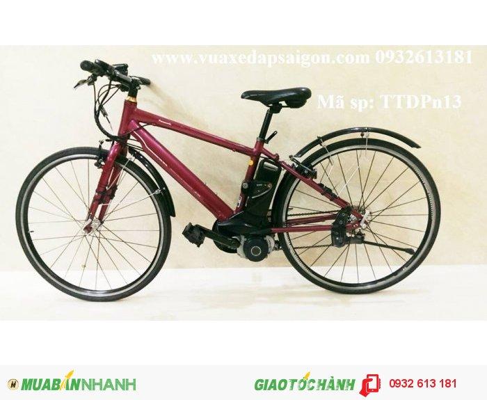 Xe đạp thể thao điện trợ lực Panasonic Jetter