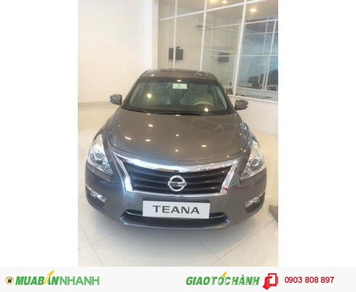 Nissan Teana - Dòng xe sedan nhập khẩu từ Mỹ