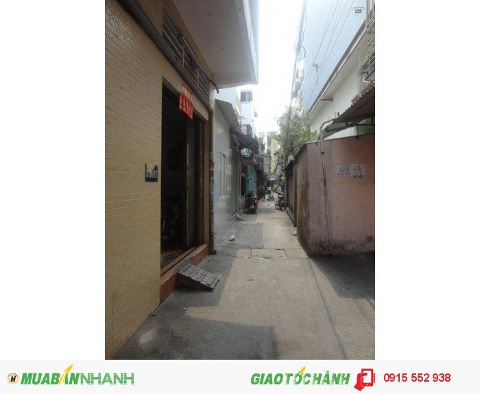 Nhà cũ 2 lầu , Huỳnh Mẫn Đạt, Q5 , 4.5x13.5m , GIÁ 4.1 tỷ/TL