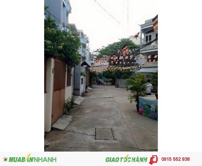 Bán nhà Q1 hẻm 4m Đinh Tiên Hoàng 82.1m2 nhà 4 lầu GIÁ 11.8 tỷ/TL