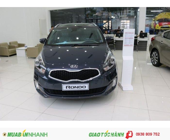 Kia Rondo sản xuất năm 2015 Số tự động Động cơ Xăng