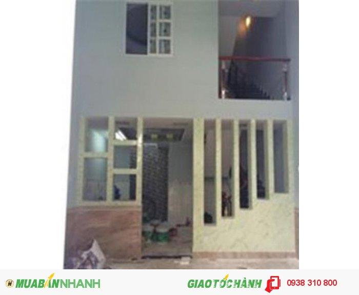 Bán nhà nhỏ Tân Hòa Đông, P.Bình Trị Đông, Q.Bình Tân, diện tích 4x6.5m, giá 880 triệu/TL