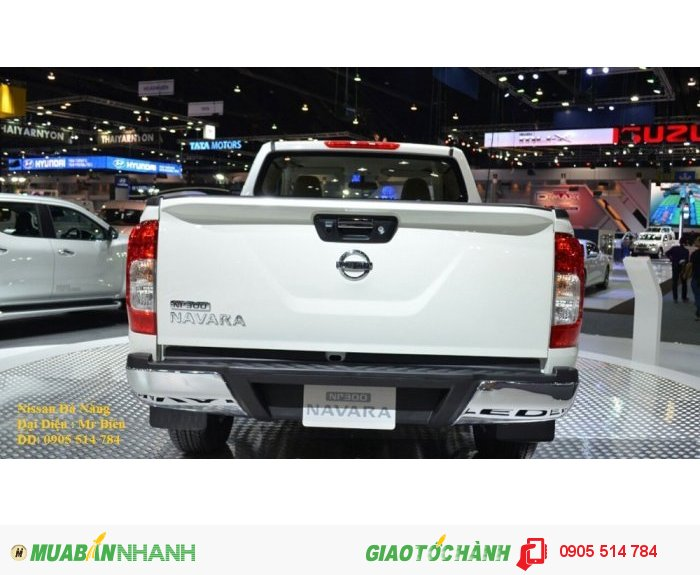 Nissan Navara sản xuất năm 2015 Số tay (số sàn) Dầu diesel