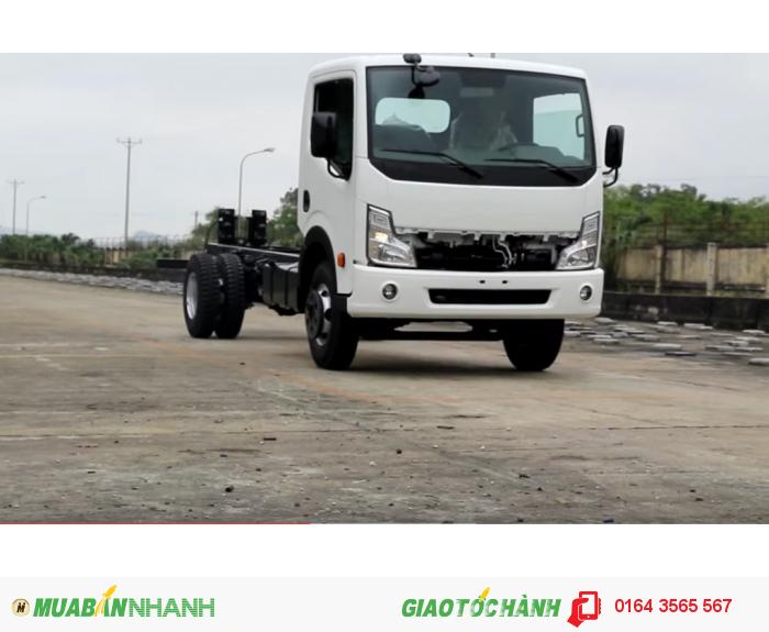 VEAM VT650, xe tải VEAM 6,5 tấn, xe VEAM 6,5 tấn máy NISSAN 0