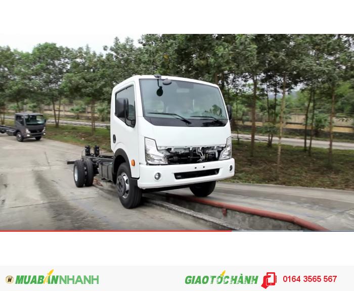 VEAM VT650, xe tải VEAM 6,5 tấn, xe VEAM 6,5 tấn máy NISSAN 1