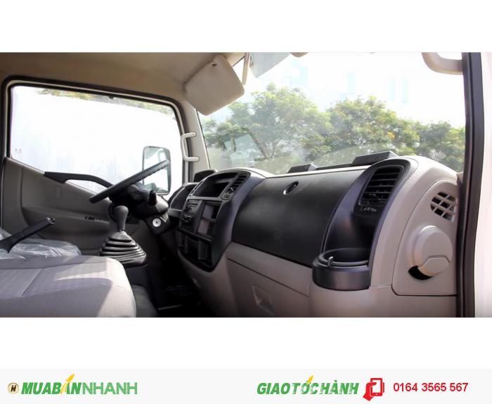 VEAM VT650, xe tải VEAM 6,5 tấn, xe VEAM 6,5 tấn máy NISSAN 4