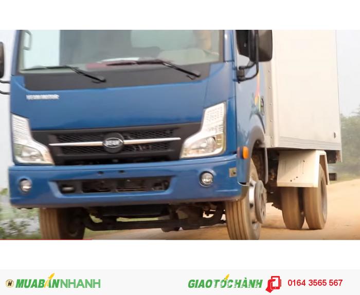 VEAM VT498, xe VEAM 4,9 tấn, xe tải 4 tấn 99, xe VEAM VT498 máy NISSAN, bán xe trả góp 2