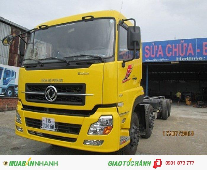 Xe tải Dongfeng Hoàng Huy 8T 9T 10T 11T 13T 17T 18T máy Cummins nhập khẩu. 3