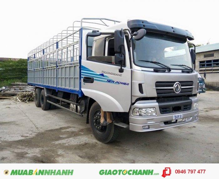 Bán xe tải Dongfeng 7T4 /7T5 /7.4 tấn , Trường Giang,  thùng dài 7m