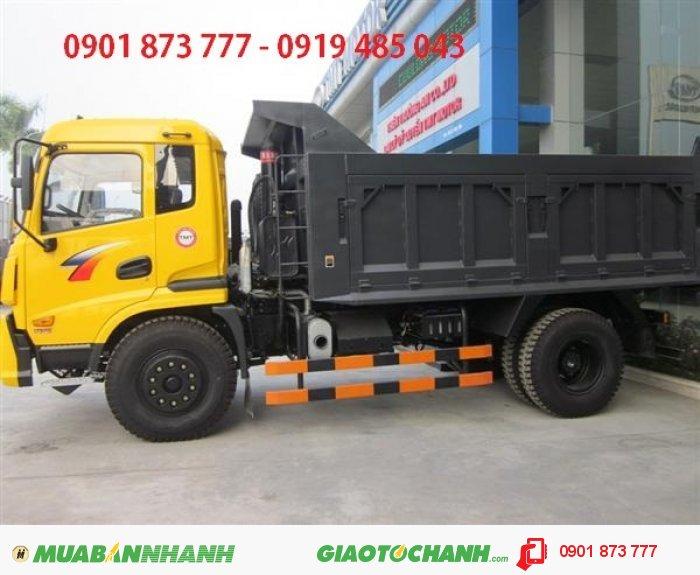 Đại lý xe ben Cửu Long TMT 950kg 2