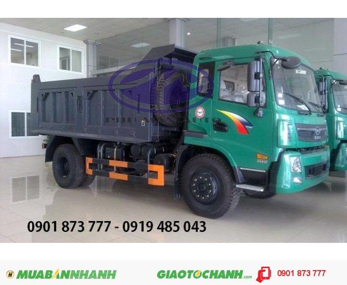 Đại lý xe ben Cửu Long TMT 950kg 4