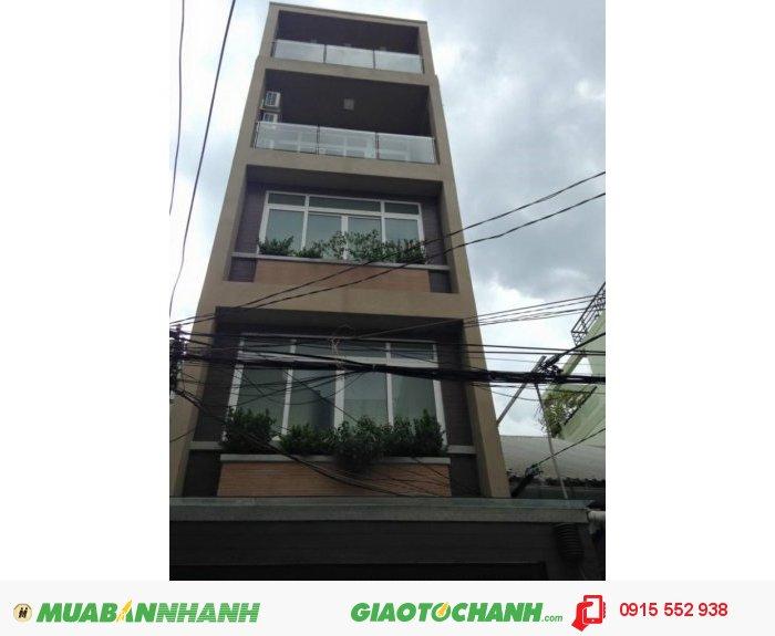 Bán nhà đẹp HXH Trần Hưng Đạo-Q5 4x22m GIÁ 9.8 tỷ/TL