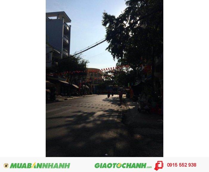 Bán nhà Q5- mặt tiền Cao Đạt 3x14.5m 2 lầu ST khu kinh doanh