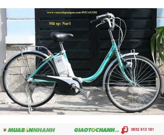 Xe đạp điện Nhật nội địa khuyến mãi giá sốc