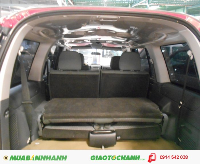 Bán Ford Everest 4x2 MT sx 2013 form mới bstp 4