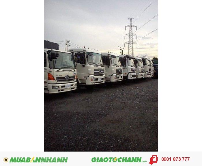 Xe tải Dongfeng Hoàng Huy 8.75 tấn 9.6 tấn máy Cummins nhập khẩu