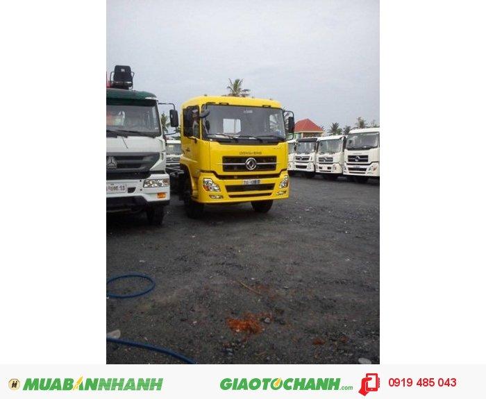 Thông số kỹ thuật, hình ảnh xe tải thùng Dongfeng B170 8.75 tấn 9.6 tấn.