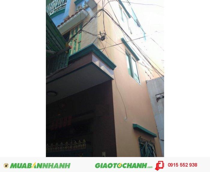 Bán nhà Q5, Nguyễn Trãi , 3.25x11.8m , nhà đúc , GIÁ 4.1 tỷ/TL